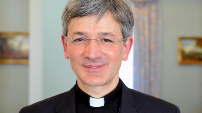 Mons. Sigismondi inizia il ministero pastorale nella Diocesi di Orvieto-Todi