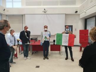 Ventilatore portatile e monitor multiparametrico per l'ospedale di Perugia