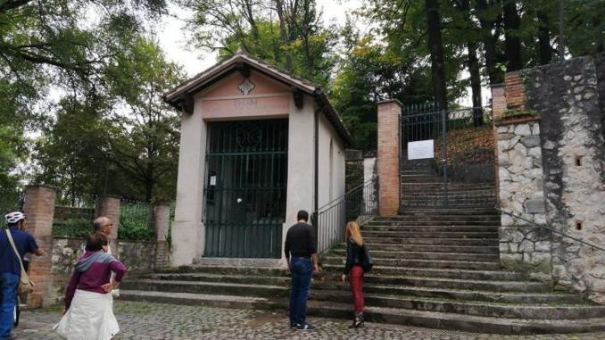 """Alle Grazie di Terni nasce un """"Parco della legalità"""", è per i detenuti"""