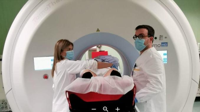 Mille mascherine donate alla Radioterapia dell'ospedale di Perugia di Cynthia Aristei