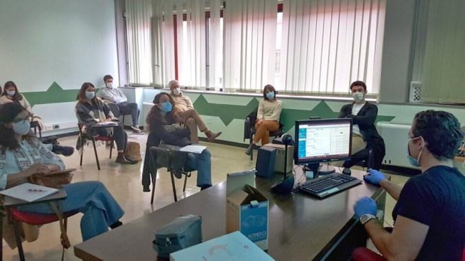 Futuro assistenza Covid e tele medicina, formazione e addestramento del personale