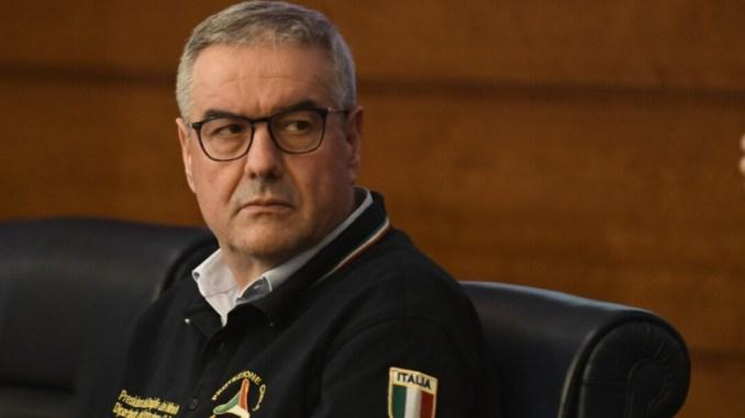 Borrelli, stop alle conferenze stampa quotidiane, solo lunedì e giovedì