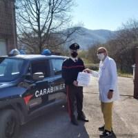 Gran cuore dei Carabinieri, Ponte Pattoli consegna beni prima necessità a persone in difficoltà