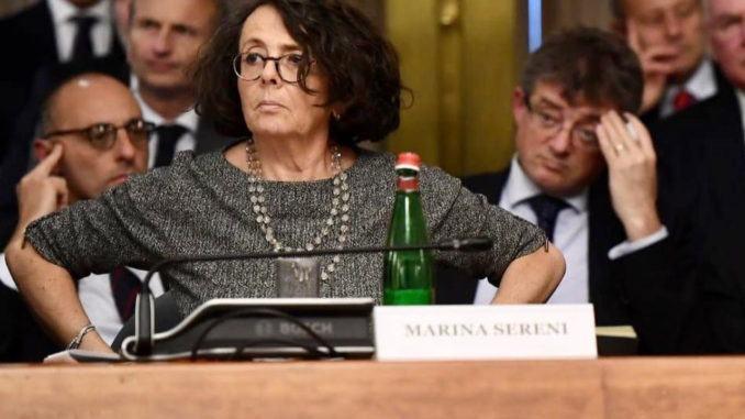 Alleanza internazionale per vaccinoe coalizione per il cibo, viceministro, Sereni