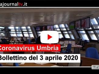 Coronavirus, in Umbria al 3 aprile aumentano le persone uscite dall'isolamento