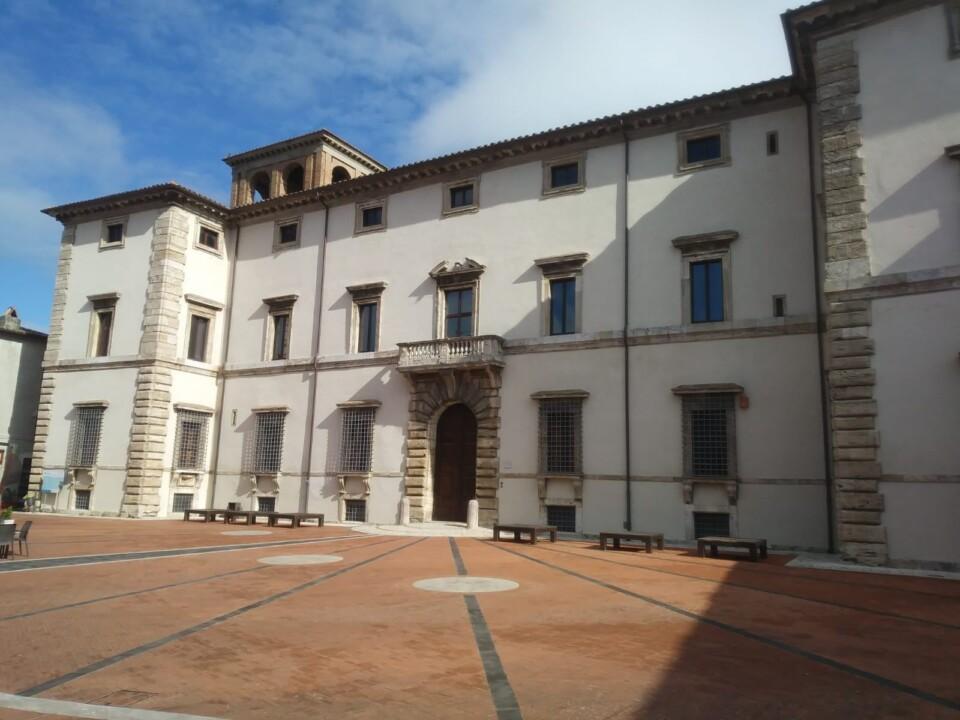 Palazzo Cesi di Acquasparta, pubblicato il bando per la gestione e la valorizzazione