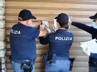 Spaccia cocaina nel suo bar, arriva la polizia e le sequestra il locale, sospesa licenza
