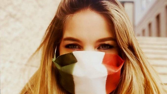 Coronavirus: 'mascherine tricolori' sabato in piazza a Roma contro ipotesi lockdown