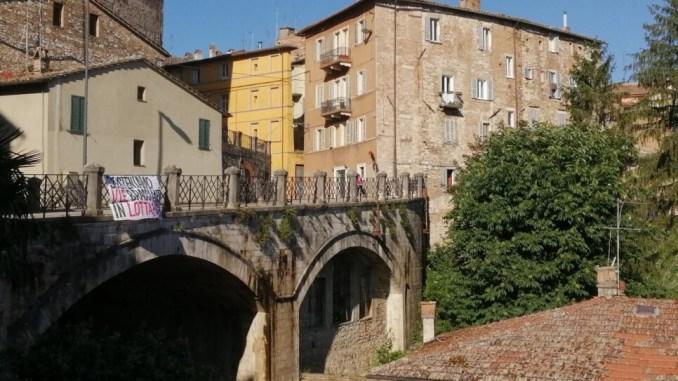 Spesa Solidale Perugia sciopero braccianti agricoli 21 maggio 2020