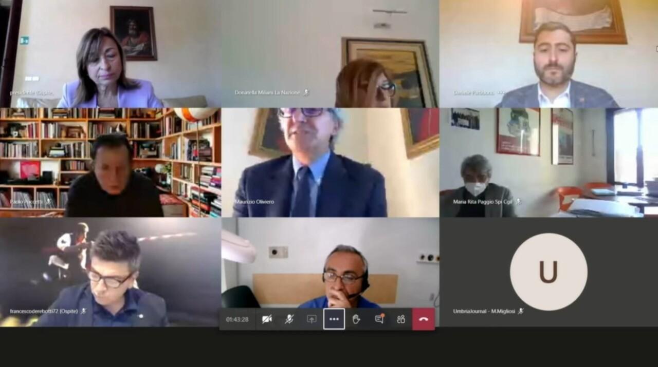 Trenta idee per l'Umbria, De Rebotti, un'opportunità storica