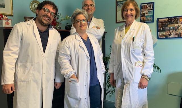 Studio dell'Università di Perugia ai tempi del Coronavirus