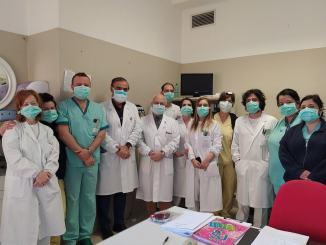Fondazione Cassa di Risparmio di Orvieto dona 10mila mascherine all'Ospedale
