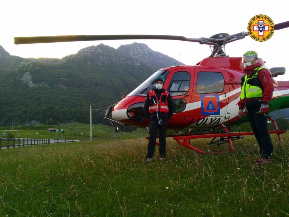 Escursionista quarantenne di Gubbio trovato morto in Friuli Venezia Giulia