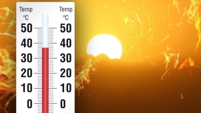 Scoppia l'estate al sud, da mercoledì punte di 39 gradi