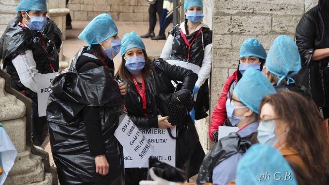 Nursing Up, sostegno alla vaccinazione massiva di infermieri e altri sanitari