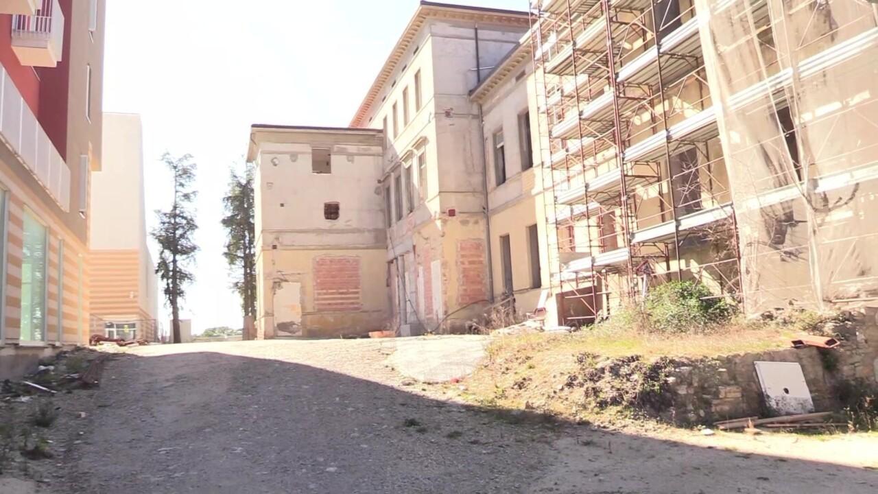 Emergenza covid, riqualificare e riconvertire padiglioni ex-ospedale Monteluce