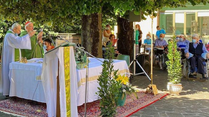"""La residenza protetta """"Fontenuovo"""" di Perugia compie 135 anni"""