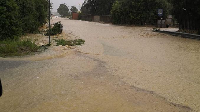Maltempo, si aspettano soldi per il Ternano, e intanto un'altra alluvione