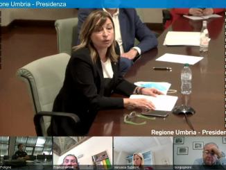 "Regione Umbria, Tesei: ""Corretta procedura test rapidi"""