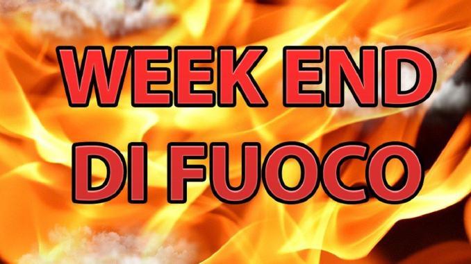 Caldo torrido nel cambio di mese in Italia, rischio temporali