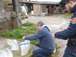 Arpa, Carabinieri e colonnello Palescandolo insieme in difesa dell'ambiente