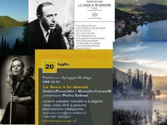 UmbriaEnsemble – Piediluco Festival Lunedì 20 Luglio, ore20:00