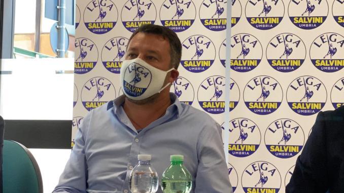 Terremoto: Salvini, Zona economica speciale per il cratere sisma