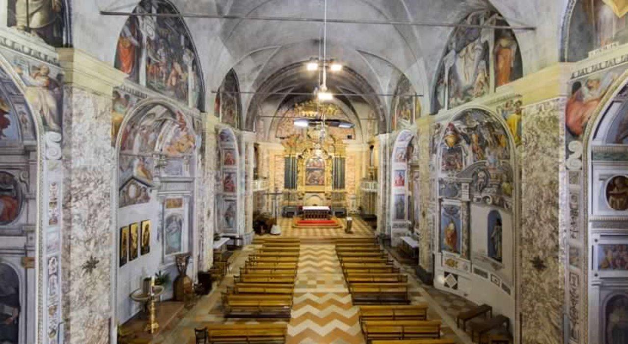 Solennità dell'Assunzione della Beata Vergine Maria, nella chiesa di Monteluce