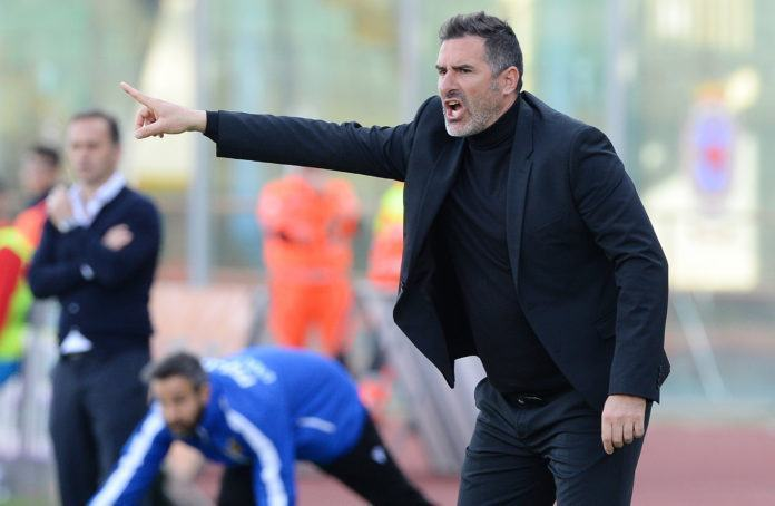 Cristiano Lucarelli è il nuovo allenatore della Ternana Calcio