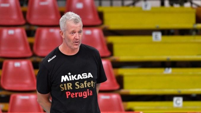 "Sir Safety, il tecnico bianconero Heynen: ""Andiamo a Verona per vincere"""