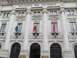 Provincia di Terni, bilancio di un anno, Presidente in conferenza stampa