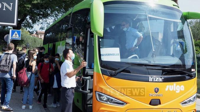 Trasporti Umbria, sale all'80 per cento la capienza in treni e autobus