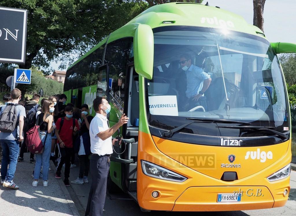 Scuola, soddisfazione per l'organizzazione dei trasporti alla ripresa delle lezioni