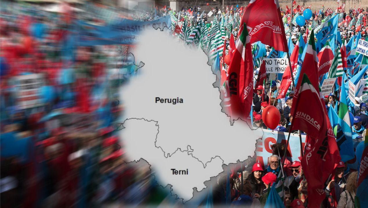 I sindacati incontrano Tesei: serve piano di rilancio per l'Umbria