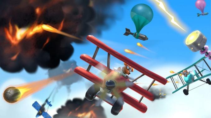E svolazzeranno sopra le nostre teste, Luigi Fressoia, sulla scuiola di volo, ne ha per tutti un po'