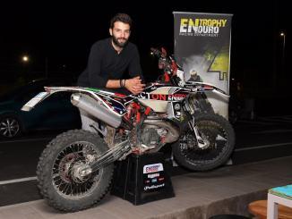 """Entrophy Enduro Racing """"Fermento"""" per la sua presentazione"""