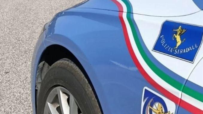 Incidente sulla A1 tra Fabro ed Orvieto, due mezzi pesanti uno perde carico