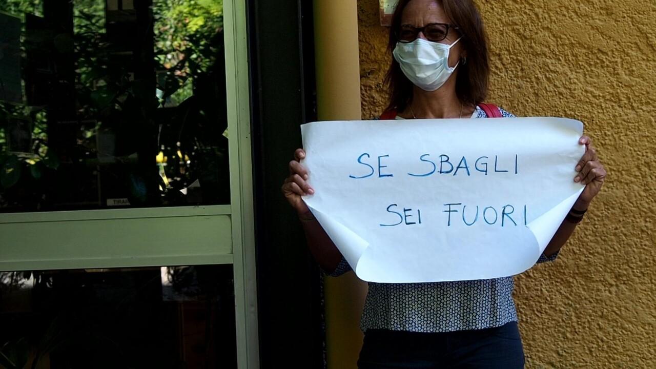 Graduatorie sbagliate, martedì protesta all'USR di via Palermo