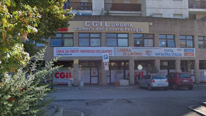 Martedì 13 luglio ore 11 conferenza stampa Cgil a Perugia
