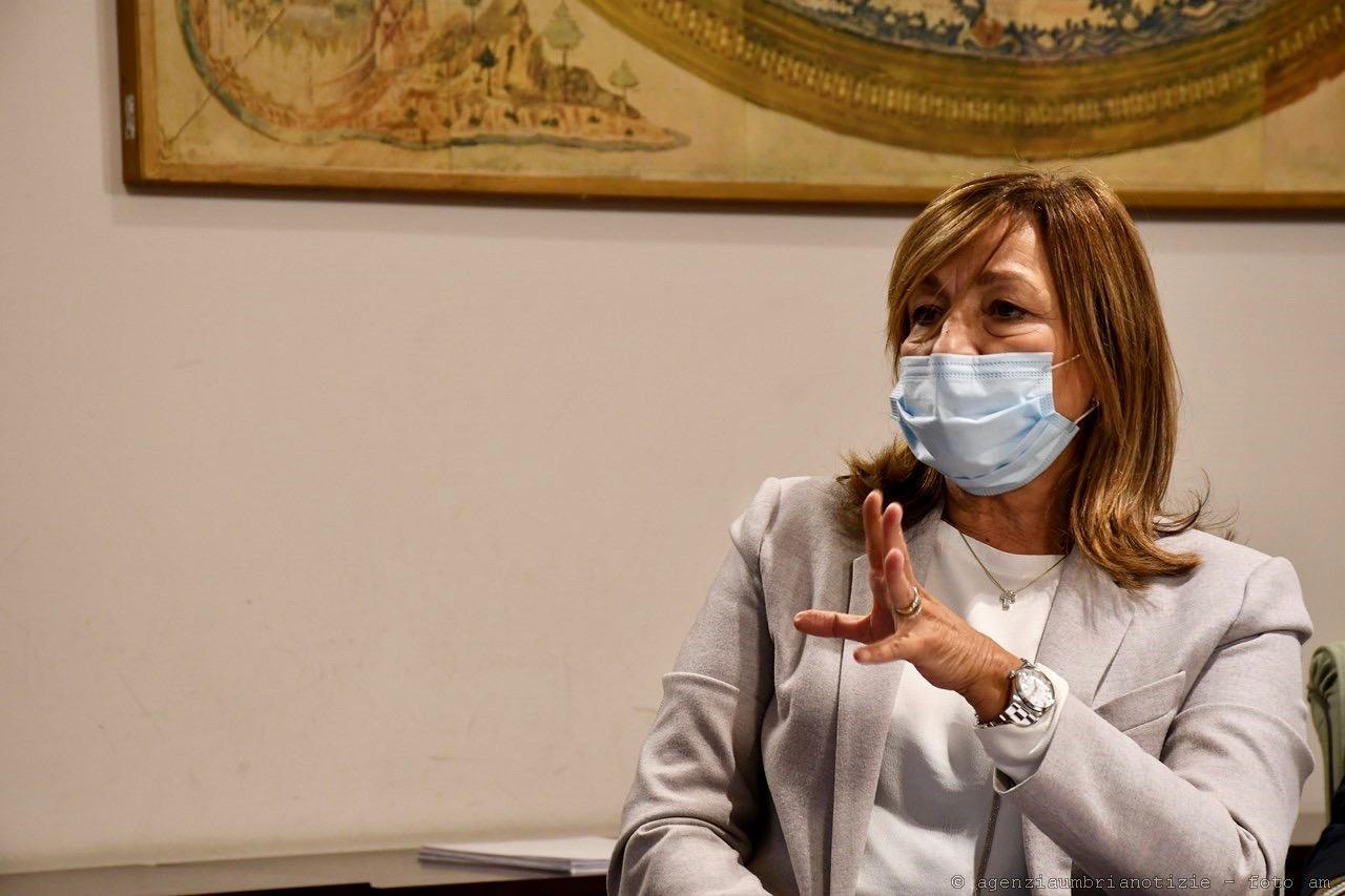 Covid Umbria, le nuove misure della Regione, ecco cosa ha deciso la Tesei 📸