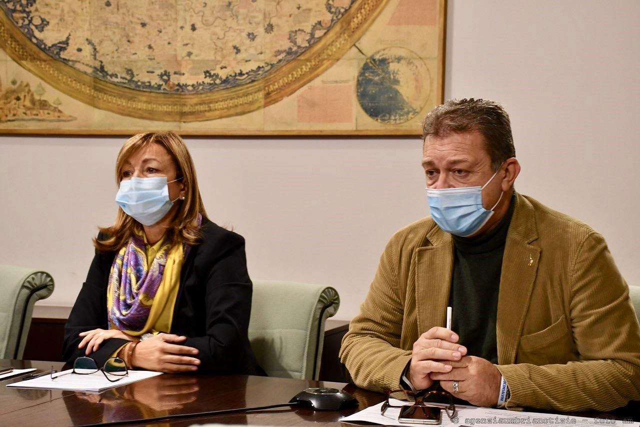 Covid, nuovi provvedimenti Regione, Tesei in conferenza stampa 21 ottobre ore 15.30