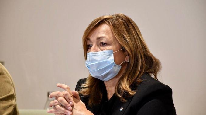 Umbria e covid, in arrivo ordinanze Tesei per riorganizzare ospedali fino 31 gennaio
