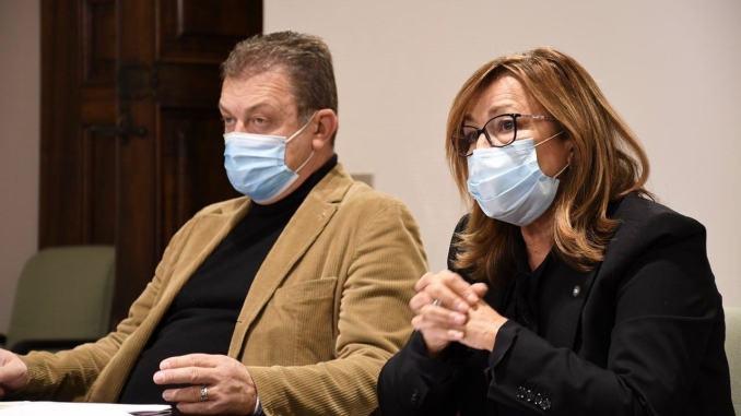 Emergenza coronavirus, alle 18 conferenza stampa Tesei-Coletto-Dario