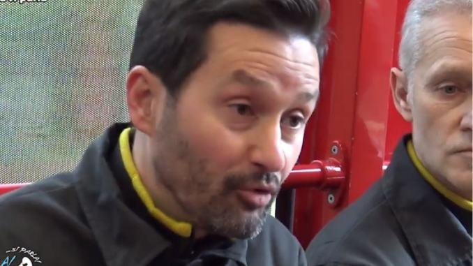 Fabrizio Baglioni, architetto, nuovo referente per la stampa dei Vigili del fuoco
