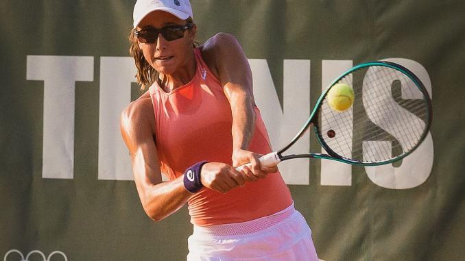 Matilde Paoletti, successo al Roland Garros tennis batte Celia Belle Mohr