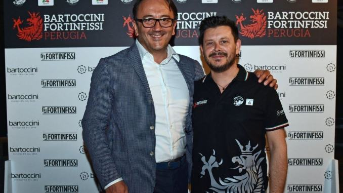 Bartoccini Fortinfissi Perugia, s'interrompe il decennale rapporto tra coach Bovari e la squadra