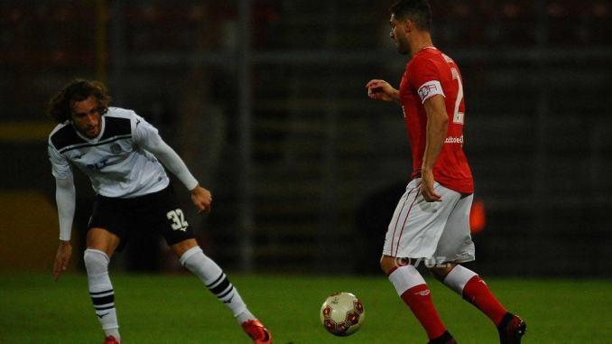Perugia frena la corsa del Sudtirol, va in gol ma subisce il pari su rigore