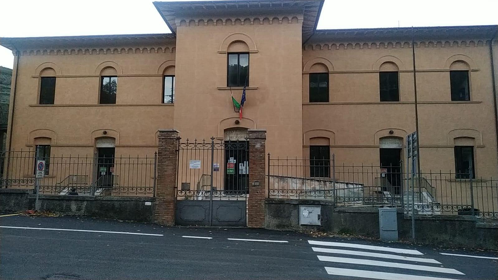 Chiusa per Covid scuola di Belfiore a Foligno, 36 casi accertati