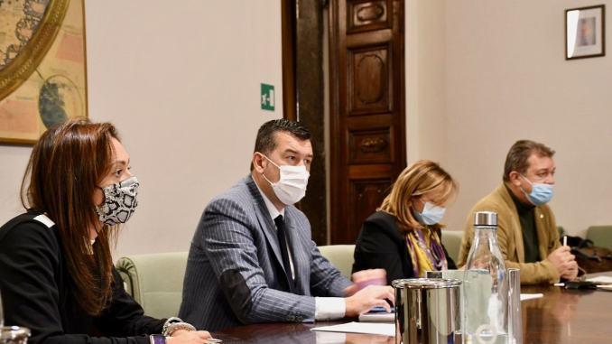 Giunta regionale su situazione sanitaria Covid, anche su ospedale Spoleto