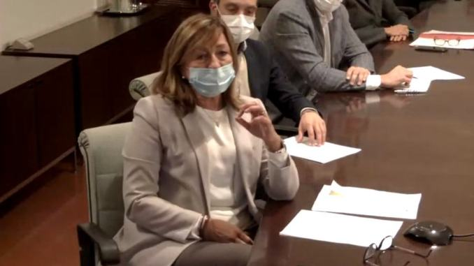 Coronavirus; resta in vigore ordinanza presidente Tesei del 30 ottobre